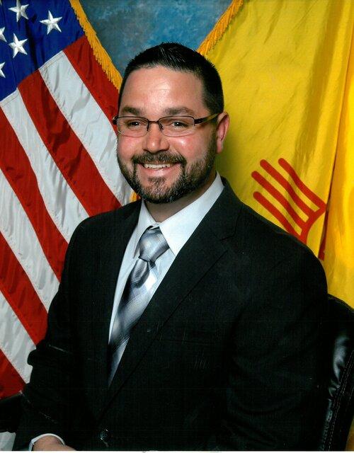 Mayor Jake Bruton